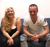 Erika y Dante